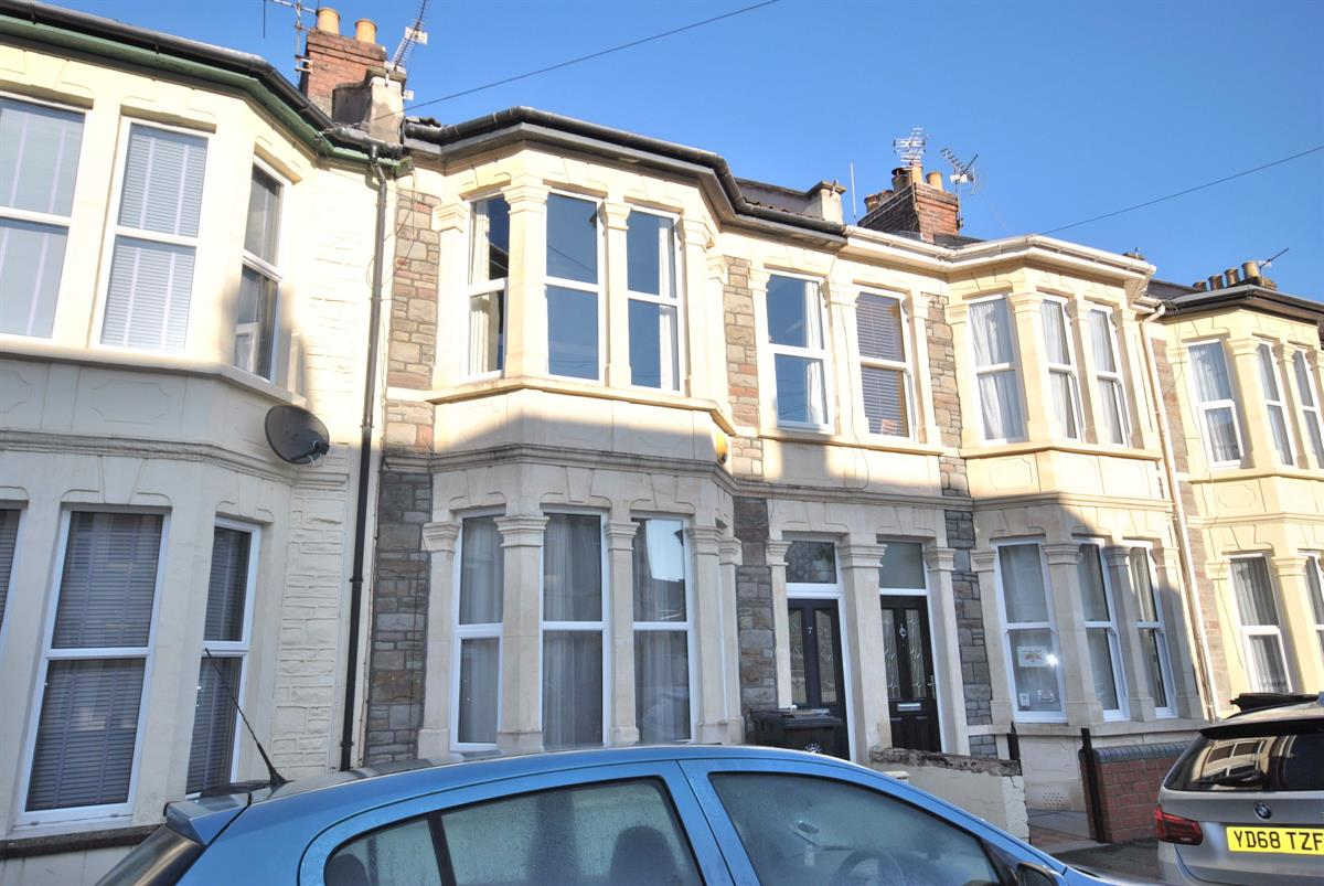 Brook Road, Fishponds, Bristol